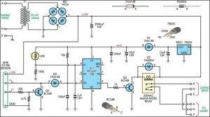 Image result for pir ldr circuit