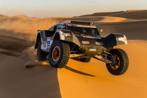 The 34th Dakar will start from Lima, Peru, on January 5, 2013. The event features an 8,574km route, including 4,155km of competitive action, and finishes in Santiago, Chile. Source: automotivated