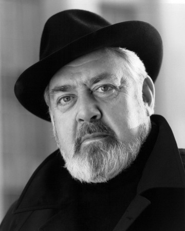 Perry Mason~I sure appreciated how he aged. He was one of the few that aged well. He looked great with his beard and I thought him handsome.