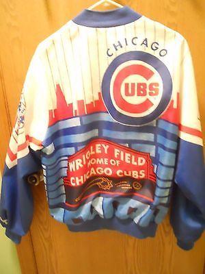 Vintage Chalkline Cubs jacket