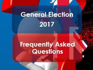 Citizenship: General Election 2017: Frequently Asked Questions