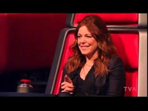 """▶ La Voix 2014 Duel Della vs Yoan """"Island in the stream"""" - YouTube - YouTube"""