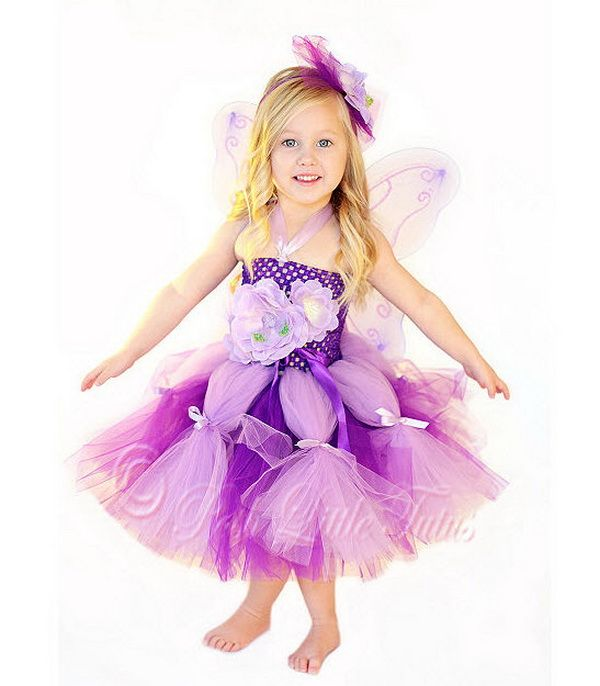 Stylish and Lovely Couture Halloween Tutus for Babies