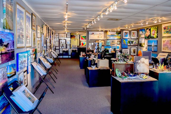 What To See On Anna Maria Island  Art galleries  ISLAND GALLERY WEST  Anna Maria Island