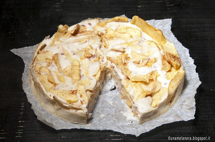 La Mela Nera: La torta senza torta