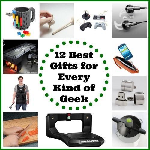 Cool Geek Toys : Since being geeky is cool again honor their passions and