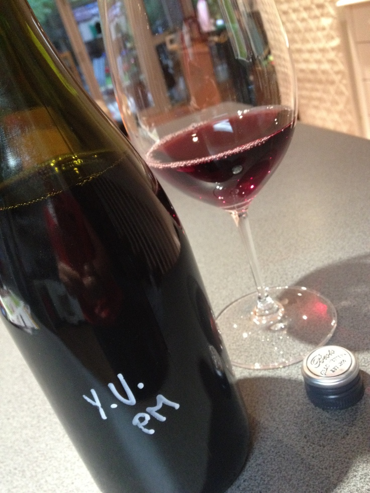Sneak peak of what's to come! Bests Wines Young Vine Pinot Meunier 2012 - #delicious #wine #redwine