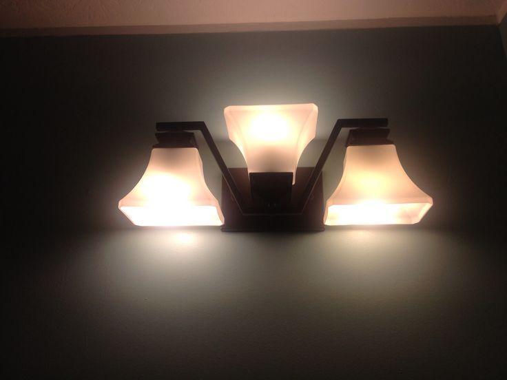 Bathroom Lighting Fixtures On Ebay 13 best bathroom light fixtures images on pinterest | bathroom