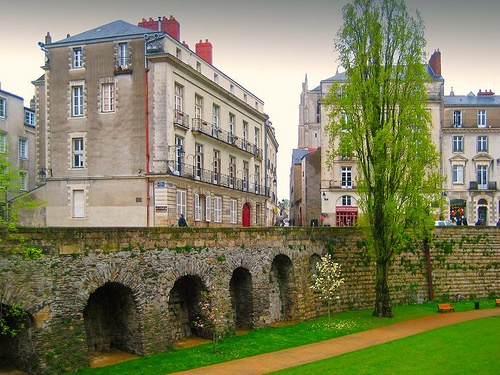 Nantes, Pays de la Loire, France  - Explore the World with Travel Nerd Nici, one Country at a Time. http://travelnerdnici.com
