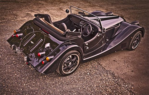 Morgan Plus 8 Speedster- The new Plus 8 Speedster is the latest variant, packed with a 367 hp, 4.8-liter BMW V8 engine feeding into a 6-speed manual or ZF 6-speed automatic gearbox. | Werd