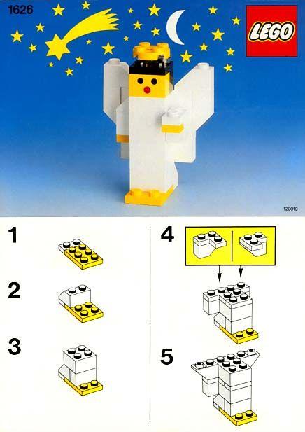 Basic - Angel [Lego 1626]                                                                                                                                                                                 Mehr