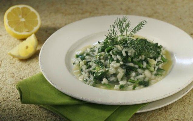 Συνταγή για σπανακόρυζο με λεμόνι. Παραδοσιακή συνταγή για σπανακόρυζο