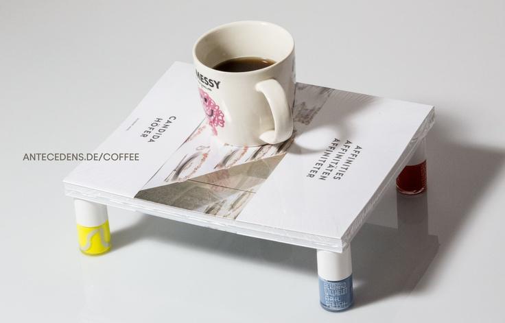 Coffee Table Books at ANTECEDENS.DE