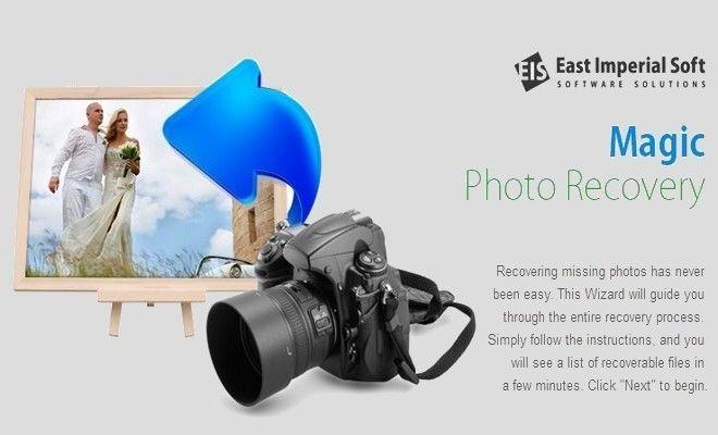 Magic Photo Recovery – Recuperar Fotos Borradas de Móviles, PC, discos, tarjetas, cámaras,..