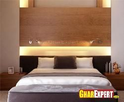 38 best images about bed head on pinterest pipe bed for Wooden bed head designs