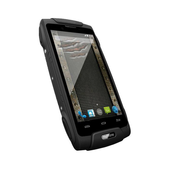 Телефон myPhone HAMMER AXE LTE: Hammer AXE LTE За война в теб myPhone AXE LTE е един чудесен смартфон с 4.5-инчов IPS дисплей –… www.Sim.bg
