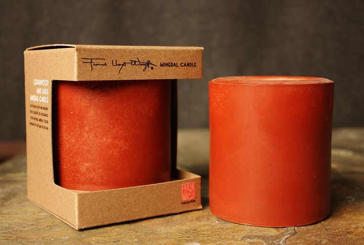 A Closer Look At The Cherokee Red Candle We Created For