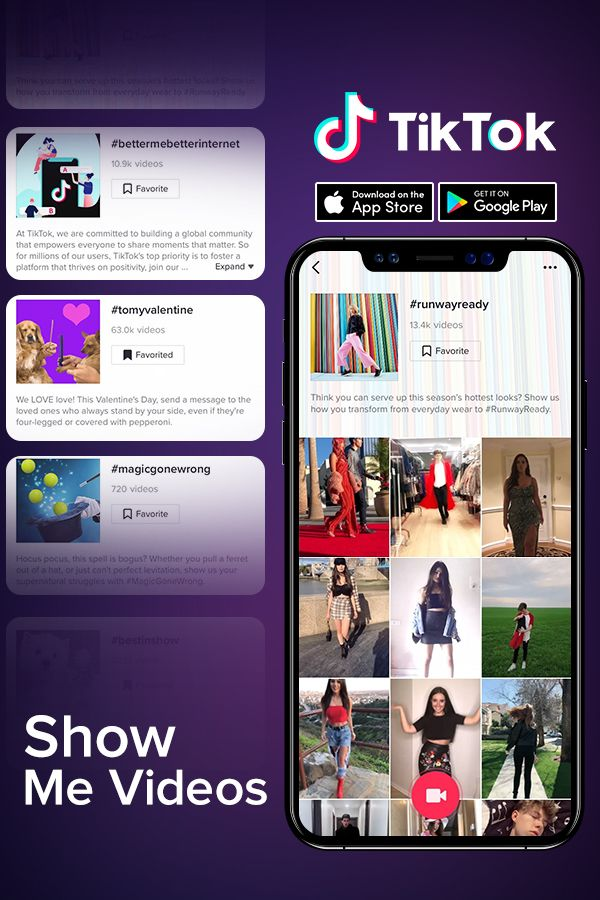 Get Inspired By The World On Tiktok Today Download Now And Create With Your Friends Entertainment Music Video Funny Short Videos Fun Stickers Tomy