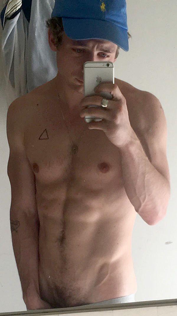 Lip Gallagher Tattoo