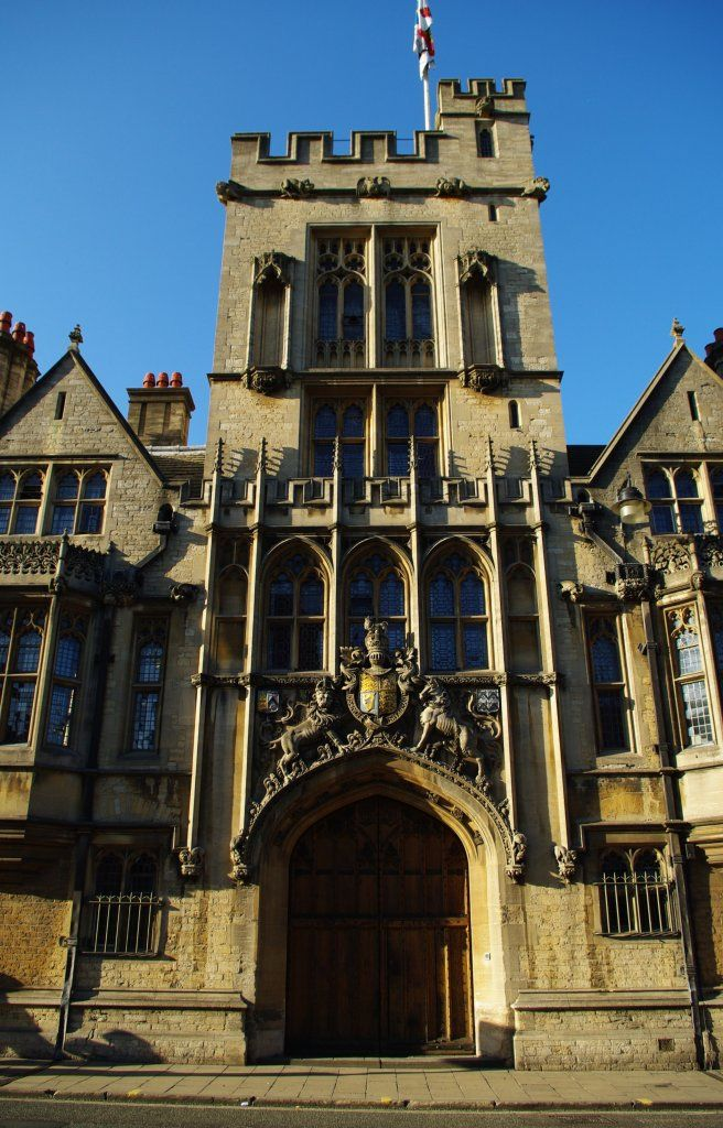 University Of Oxford: College University: Oxford University College Board