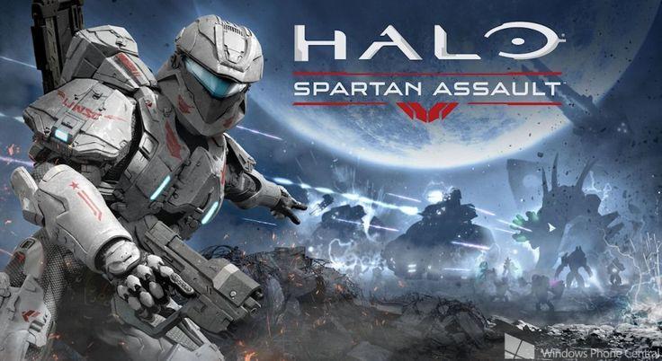 Halo Spartan Assault erschein t exklusiv für Windows 8 und Windows Phone 8