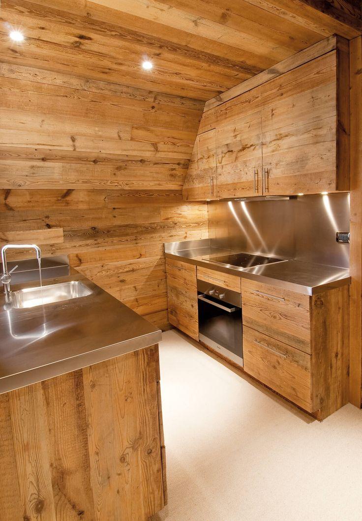 Oltre 25 fantastiche idee su case di montagna su pinterest for Progetti interni di case