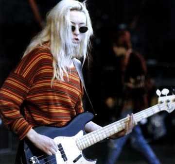 D'arcy Wretzky 1968 May 1 • former bands: Smashing Pumpkins, Filter & Catherine