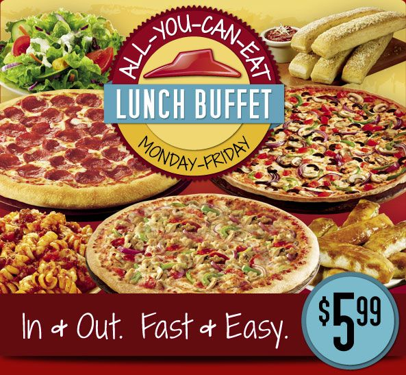 Pizza hut buffet coupons canada