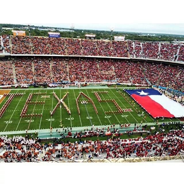 Texas / OU Game