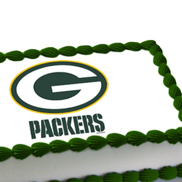 1000+ Ideas About Packers Cake On Pinterest