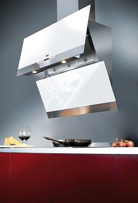 Sexy kitchen extractor hood from Franke - Kitchen Solutions Kent . German Kitchen Specialists