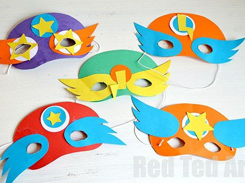 10 best images about superhero night on pinterest crafts for Boys arts and crafts