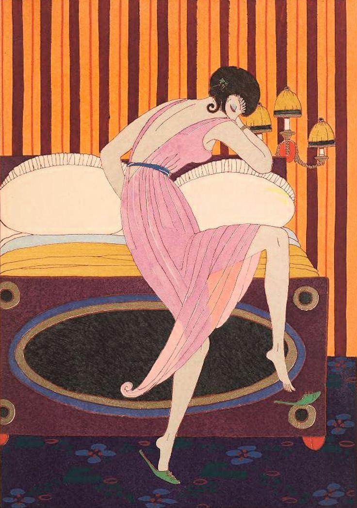 Charles Martin La Mule 1913 Modes et Manières d'Aujourd'hui