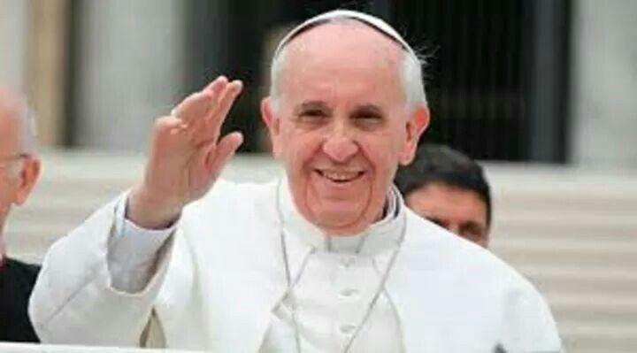 FRANCISCO I, PAPA (FRANCISCUS) Nombre original: Jorge Mario Bergoglio (Buenos Aires, Argentina;  1936) Papa CCLXVI Papa actual Predecesor: Benedicto XVI Reinado: actual Actual papa de la Iglesia católica. Como tal, es el jefe de Estado y el octavo soberano de la Ciudad del Vaticano.