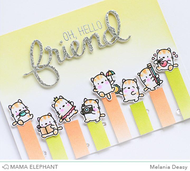 Best Mama Elephant  Little Cat Agenda Images On