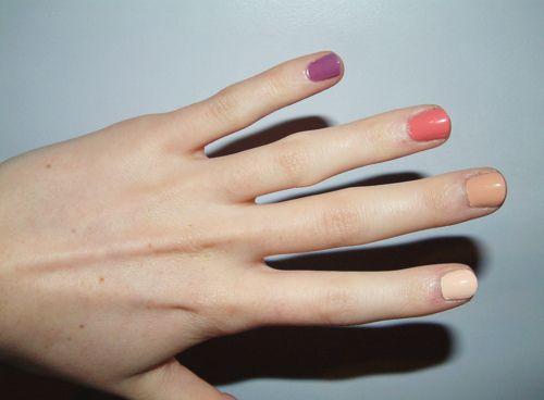 i love every single color!: Nails Colour, Autumn Nails, Colors Combos, Nails Colors, Spring Nails, Summer Nails, Pastel Nails, Rainbows Nails, Nails Polish Colors