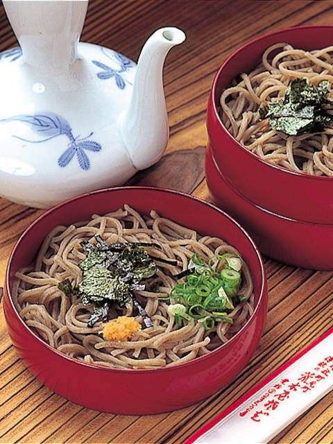 Soba - buckwheat noodles 荒木屋 - 出雲/そば(蕎麦)