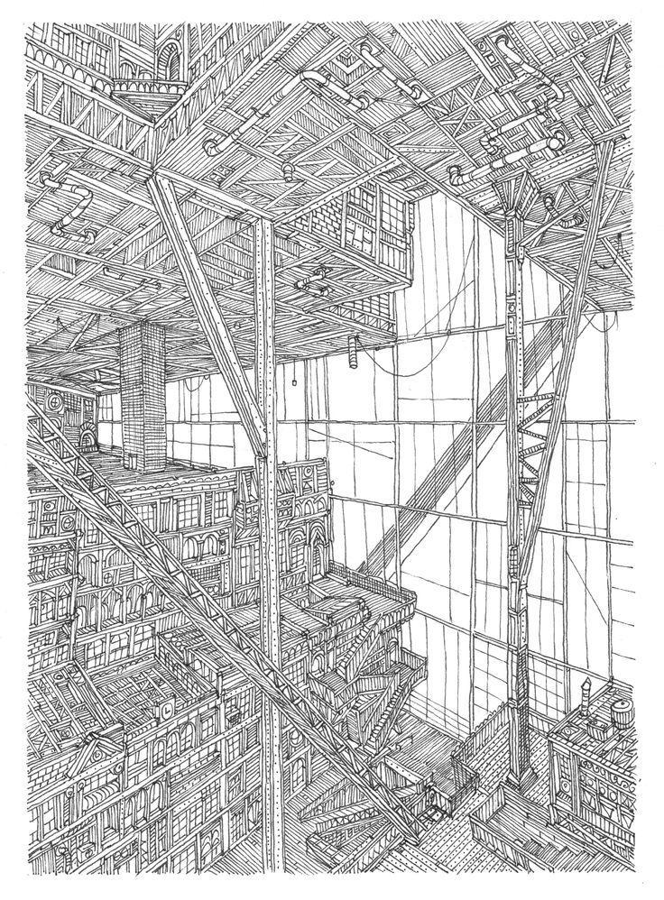 """Arte e Arquitetura: """"O Condomínio Absoluto"""", por Carlos Teixeira e Vasco Mourão"""