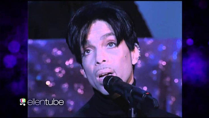 """PRINCE LIVE """"Nothing Compares To You"""" LIVE PERFORMANCE On ELLEN SHOW CLA..."""