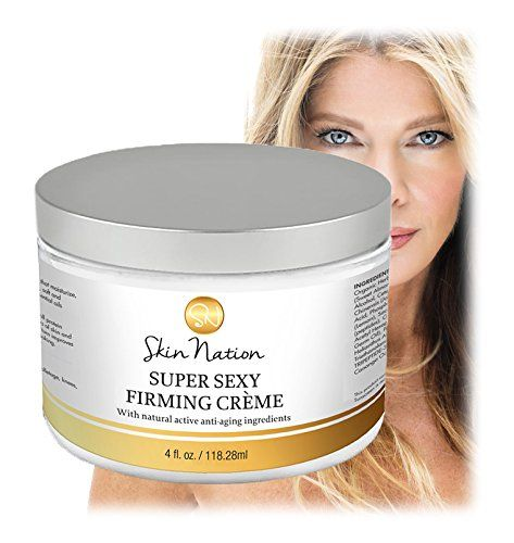 Super Sexy Firming Crme with Natural Active Antiaging and Firming Ingredients  The Best Way to Promote Smooth and More Youthful Looking Skin Skin Nation by Michelle Stafford *** For more information, visit image link.