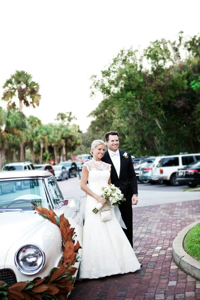 Ainsley Earhardt and Will Proctor | Real Brides - Rivini ...