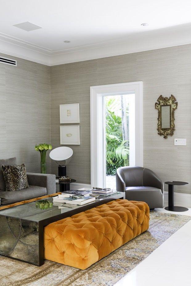 Fabio Morozini decora casa invadida pela luz, em Miami