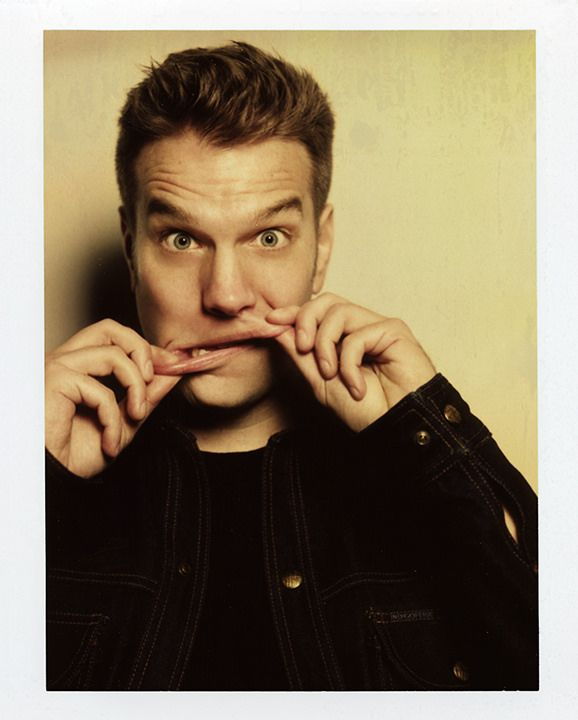 Anthony Jeselnik | The Super Serious Show www.superseriousshow.com   Photography by Mandee Johnson www.mandeejohnson.com