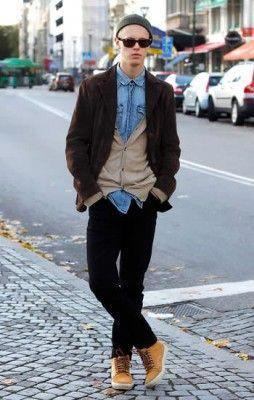 Real People, Real Street Style! Philip Kairala, Ph…