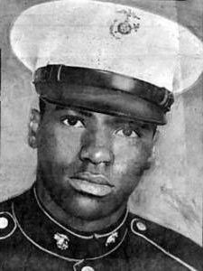 Bullock arrived in Vietnam on May 18, 1969 and was assigned as a rifleman in 2nd Squad, 2nd Platoon, Fox Company, 2nd Battalion, 5th Marines, 1st Marine Division. He was stationed at An Hoa Combat Base in Quang Nam Province. He was killed instantly by small arms fire on June 7, 1969, during a North Vietnamese Army night attack while making an ammunition run to resupply his beleaguered unit. He was 15 years old.