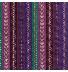 violet et vert | Tissu mexicain pas cher au mètre, tissu au mètre, tissu pas cher ...