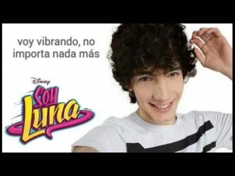 Soy Luna - Cuando bailo - Ramiro | Letra - YouTube