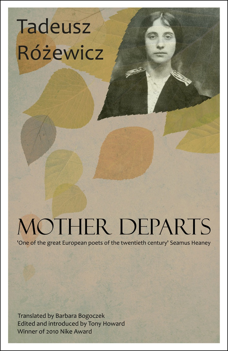 Our first book this year is out now. Yay! Tadeusz Różewicz is one of the greatest Polish authors alive & his book Mother Departs won NIKE Award - the Polish Booker. We have 10 copies to give away. Repin to win & email your address to us: editor@storkpress.co.uk