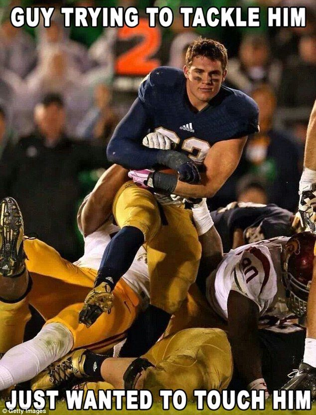 Cam McDaniel, ND.  That statement is prob true.