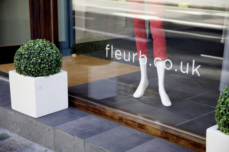 BY COMBINING SIMPLE STYLES WITH BEAUTIFUL FABRICS, THE FLEUR B. COLLECTION MAKES THE BUSINESS OF GETTING DRESSED EVERY DAY A STYLISHLY EFFORTLESS AFFAIR. www.fleurb.co.uk